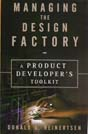 Cover of Managing the Design Factory: A Product Developer's Toolkit