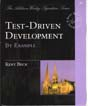 Cover of Test-Driven Development - by example